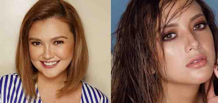 WATCH:  Cebuano song ni Ellen Adarna patama ba kay Angelica Panganiban?