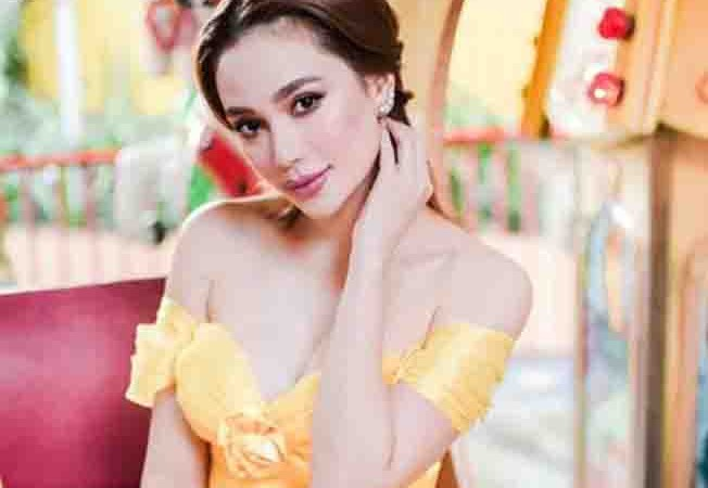 INSTA PIC:  Arci Munoz dresses up as 'Belle' for her birthday celebration