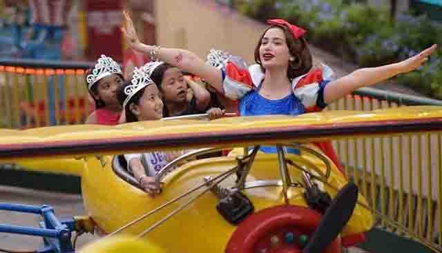 Arci Munoz natupad ang pangarap na maging Disney Princess sa kanyang birthday