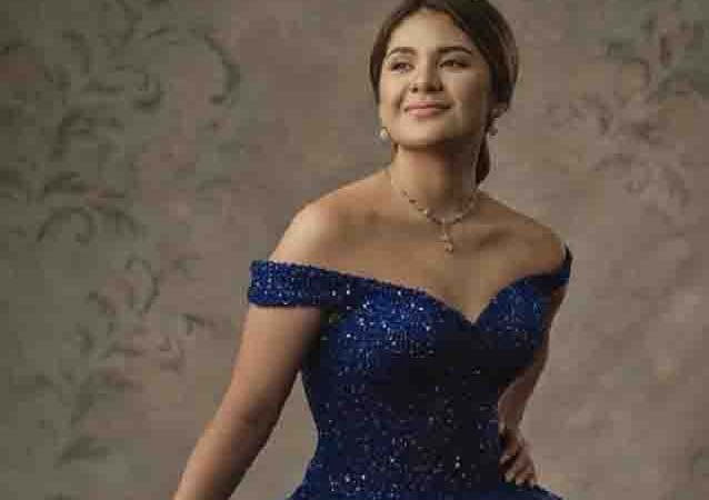 WATCH:  The elegant debut gown of Isabelle Duterte