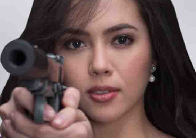 Julia Montes 'idol' si Kathryn Bernardo sa mga action scenes