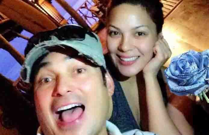 Gabby and KC Concepcion greet Sharon Cuneta on her birthday