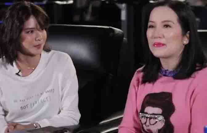 """Lalaking dumadalaw kay Erich Gonzales, naka-private plane"" – Kris Aquino"