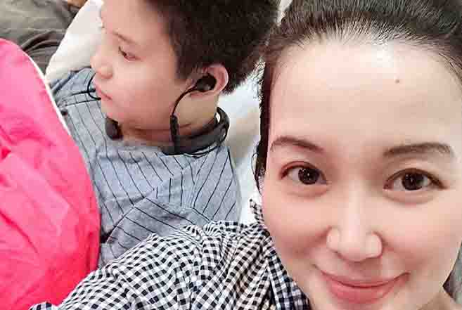 Bimby surprises mom Kris Aquino with this Christmas gift