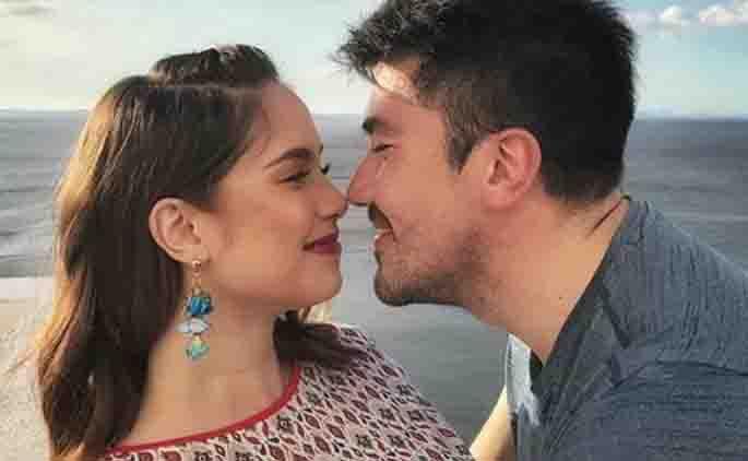 INSTA PIC:  Prenup photo ba ito nina Jessy Mendiola at Luis Manzano?