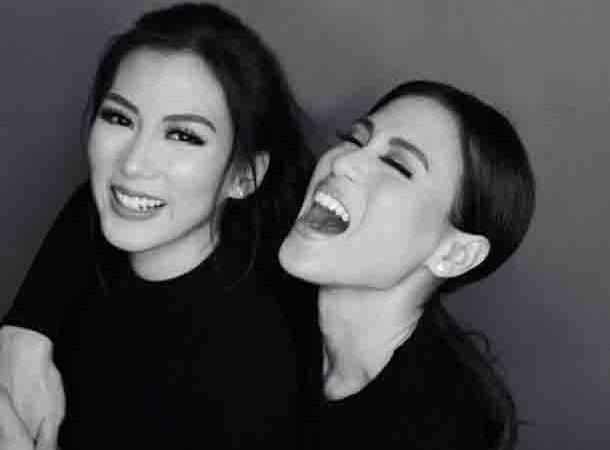 Alex Gonzaga nag-react sa paratang na 'mataray' daw ang kanyang Ate Toni