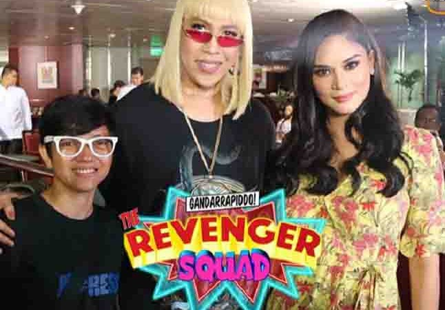 """The Revenger Squad"" is the highest grossing Filipino movie of all time"
