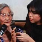 Maine Mendoza tinupad ang pangakong TV kay Nanay Ampy