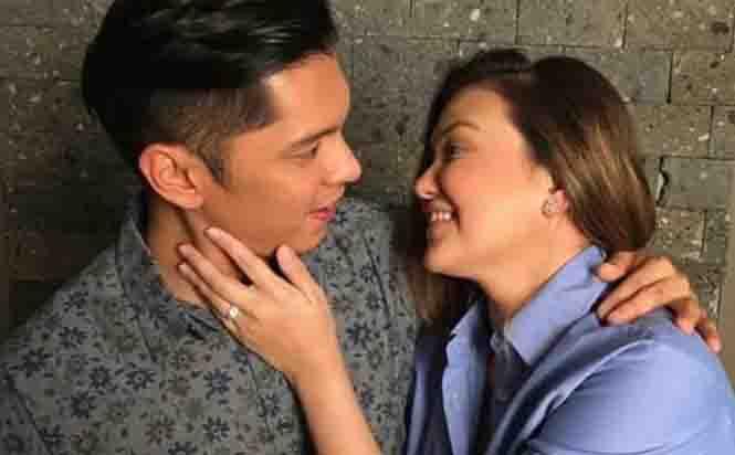 Fans super kilig sa caption ni Angelica Panganiban sa photo nila ni Carlo Aquino