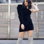 Anne Curtis wears knee high glitter boots worth more than PhP 500,000.00
