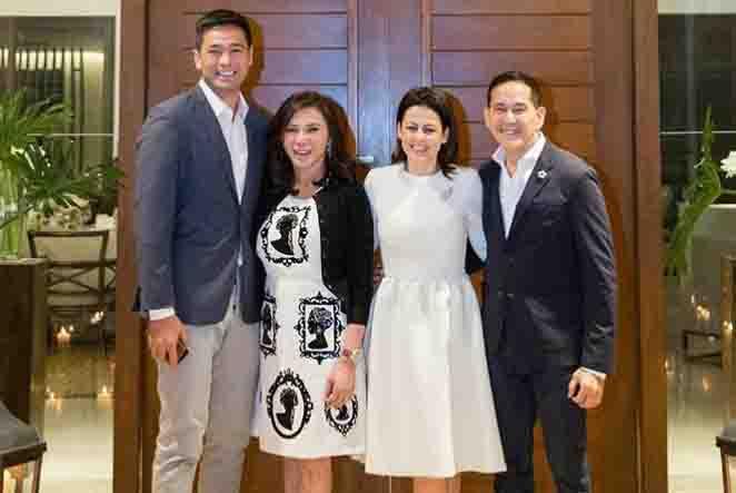 Vicki Belo's former husband Atom Henares marries fianceé