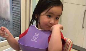 WATCH:  Scarlet Snow imitates Korina Sanchez