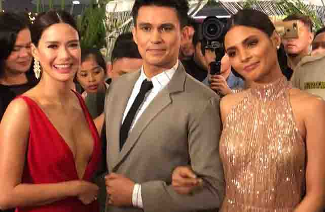 Erich Gonzales agaw-pansin sa premiere night ng 'The Significant Other'