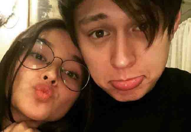 "Enrique Gil to Liza Soberano:  ""Happy Valentines my love"""
