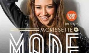 Concert ticket price ni Morisette Amon mas mahal kaysa kay Sarah Geronimo?