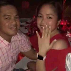 Shara Chavez engaged na sa kanyang bagong boyfriend