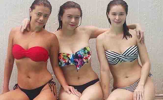 Sunshine Cruz proud of her sisters who are 49 and 50 years old