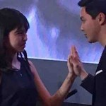 WATCH:  Maine Mendoza and Alden Richards take compatibility test