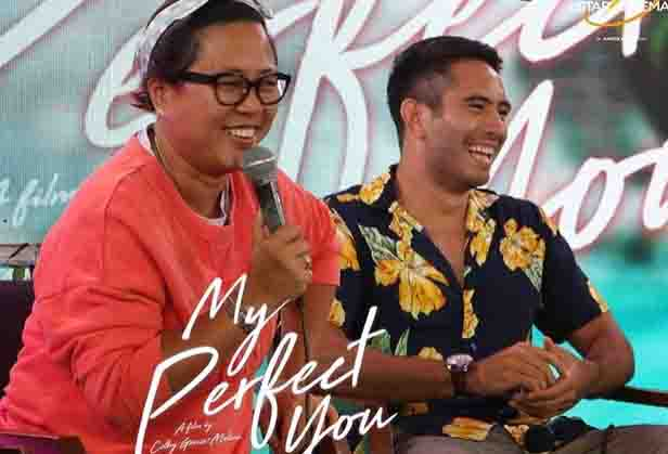 Direk Cathy Molina admits she didn't like the acting skills of Gerald Anderson