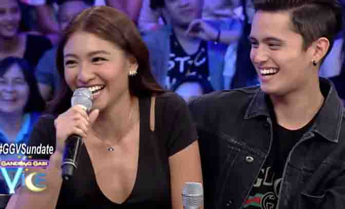 WATCH:  Who knows who better?  James Reid or Nadine Lustre?