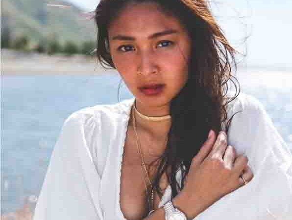 Netizens express mix reactions over Nadine Lustre's new photos