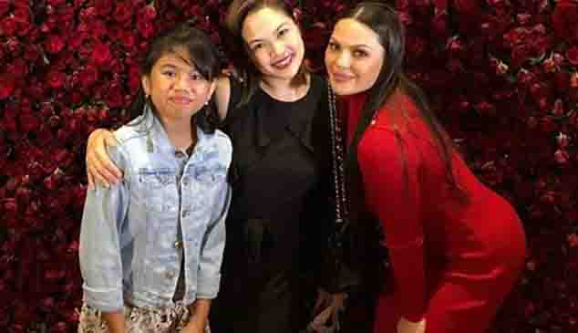 Judy Ann Santos gives daughter Yohan her very own 'Avec Moi' by KC Concepcion