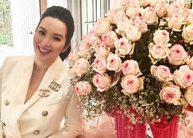 424ac99c7c11 Kris Aquino and Sharon Cuneta share their gifts to each other – ShowBiz  Chika