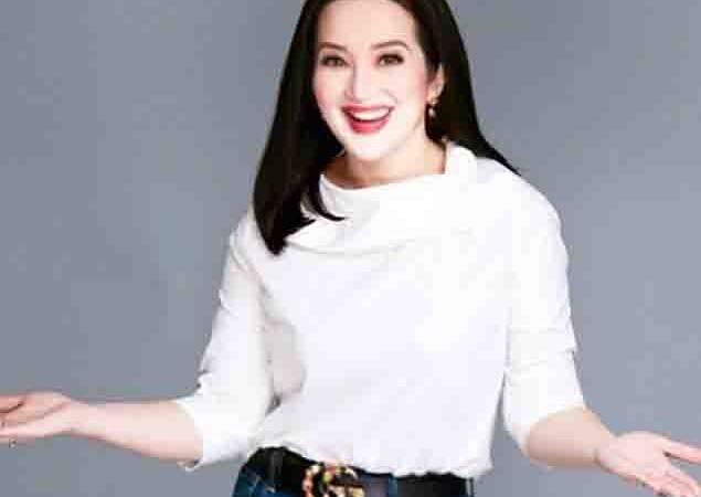 Kris Aquino reveals she wears size 26 jeans