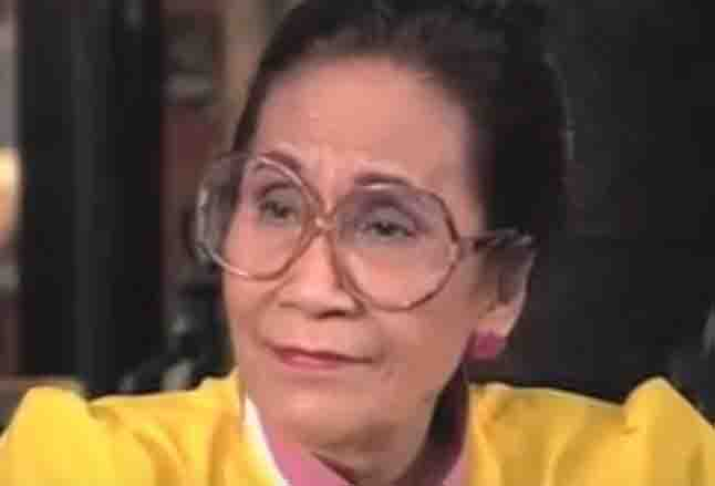 Actress Mely 'Miss Tapia' Tagasa in coma; family asks for prayers
