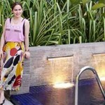 Jinkee Pacquiao shares her happy place