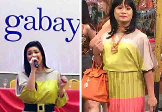 Who wore it better – Regine or Ogie?