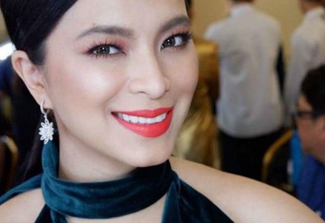 Did Angel Locsin just confirm starring in upcoming television series 'The General's Daughter'?