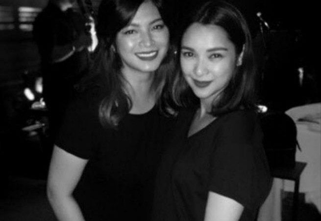 Angel Locsin and Ryza Cenon to work together again in 'The General's Daughter' after last series 'Darna'