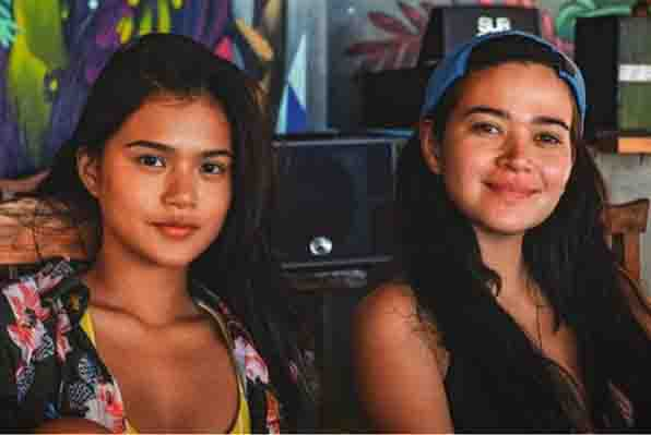 Bela Padilla reacts to basher doubting their efforts in cleaning Siargao