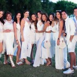 Coleen Garcia and Billy Crawford host white welcome party for wedding guests