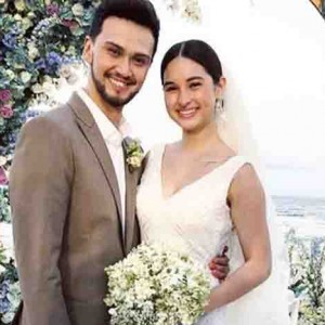 Billy Crawford and Coleen Garcia tie the knot in Balesin