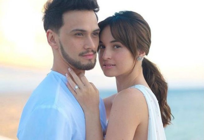 Coleen shares first selfie with Billy as Mr. and Mrs. Crawford