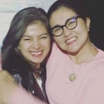 Dimples Romana greets Angel Locsin with a sweet message on her birthday