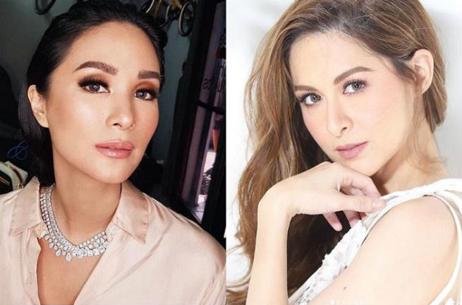 """Heart Evangelista on Marian Rivera:  """"I'm pretty traumatized with what she did to me before"""""""