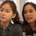 Isabelle Daza reacts to Alex Gonzaga's 'sana nagsuklay ka' comment
