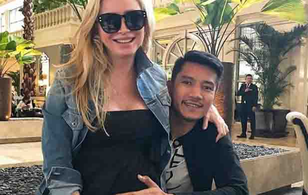 James Yap and Michela Cazzola expecting second baby
