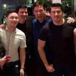 Jessy Mendiola invites Vilma, Edu, Ralph to celebrate Luis Manzano's birthday