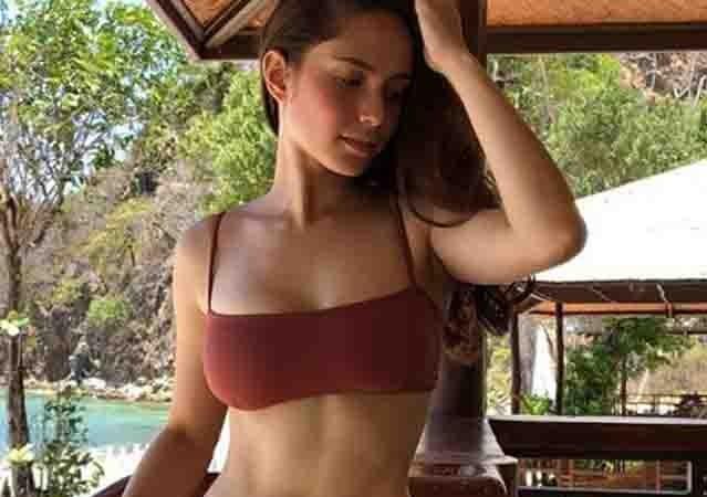 Jessy Mendiola shows off 'no-filter' beach body