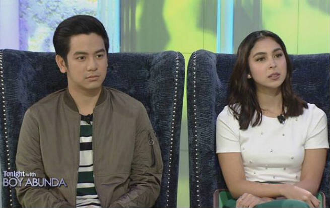 """Julia Barretto breaks her silence on Joshua Garcia's Instagram controversy: """"He's still trying to gain my trust"""""""