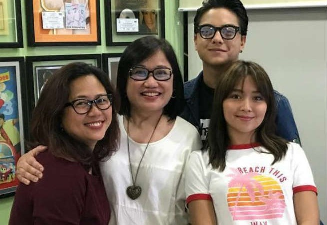 Kathryn Bernardo and Daniel Padilla prepares for upcoming movie 'The Hows of Us'