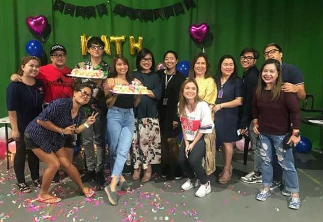 Star Cinema throws surprise birthday celebration for Kathryn Bernardo and Daniel Padilla