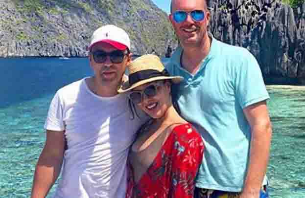 KC Concepcion maintains friendship with French ex-boyfriend