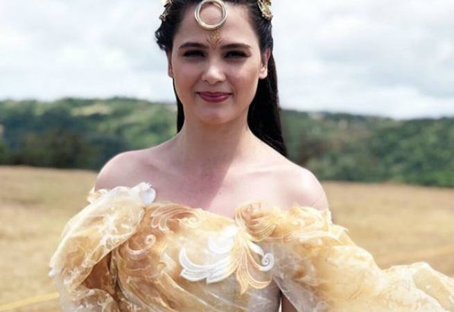 Kristine Hermosa set to make a TV comeback as Malaya in 'Bagani'
