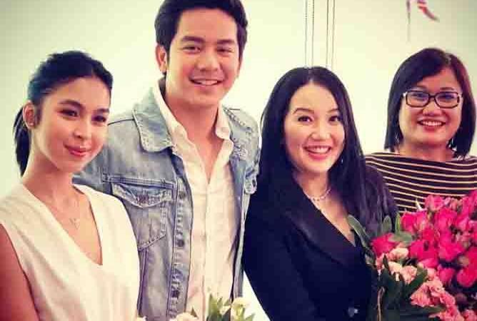 Kris Aquino confirms upcoming movie with Julia Barretto and Joshua Garcia under Star Cinema
