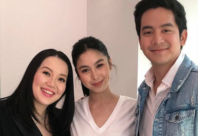 Kris Aquino shares details about her upcoming movie with Julia Barretto and Joshua Garcia